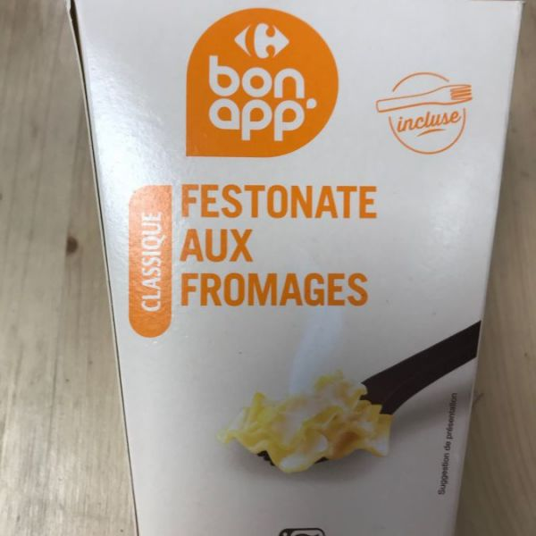 Festonate aux fromages
