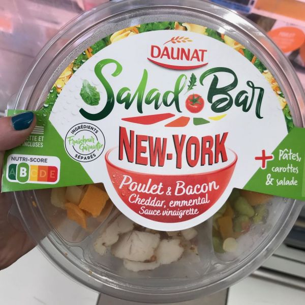 Salad bar New York